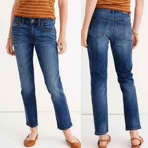 MADEWELL The Slim Boyjean Size 26